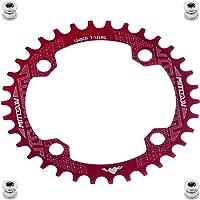 YBEKI 32 T 34 T 36 38 40 42 44 46 48 50 52 Kettingblad 104BCD Ronde Ovale Smalle Brede Enkele Bike Kettingblad voor 8 9…