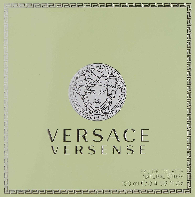 Versace Versense For Women Eau De Toilette Spray 100 Ml Versace