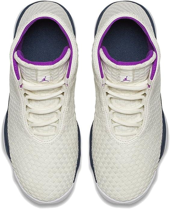 Amazon.com | Nike Jordan Horizon GG Sail/Violet/Blue 819848-127 (SIZE: 8.5Y)  | Sneakers
