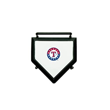 MLB Home Plate 4-Pack Coaster Set