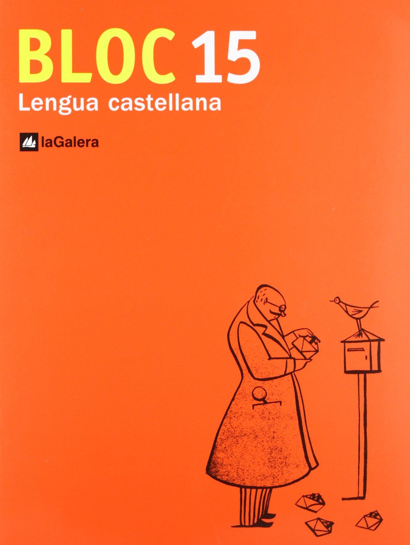 Bloc Lengua 15 (Spanish) Paperback