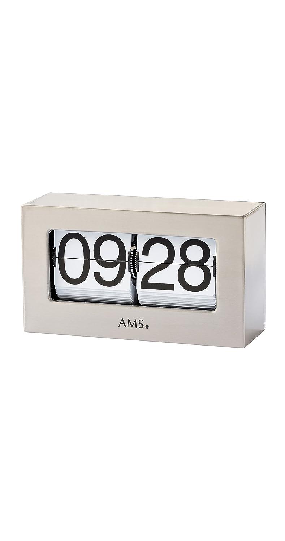 AMS Tischuhren modern 1175: Amazon.es: Relojes