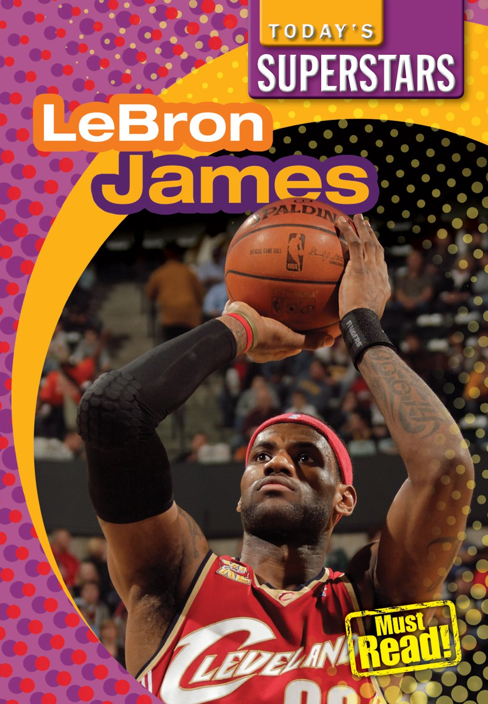 Lebron James (Today's Superstars)