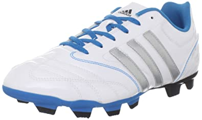 adidas Womens Matteo Nua TRX FG-W, Running White/Metallic Silver/Sharp