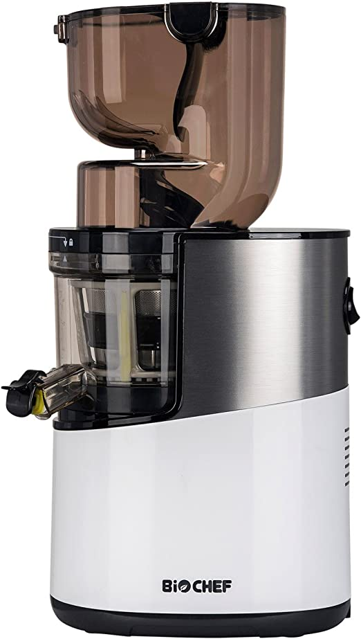 BioChef Atlas Whole Slow Juicer Pro – Extractor de zumos, 400 ...