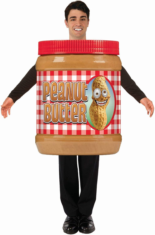 Forum Novelties Peanut Butter Adult Costume-