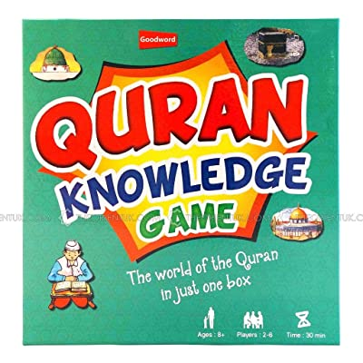 Quran Knowledge Game: Saniyasnain Khan: Toys & Games