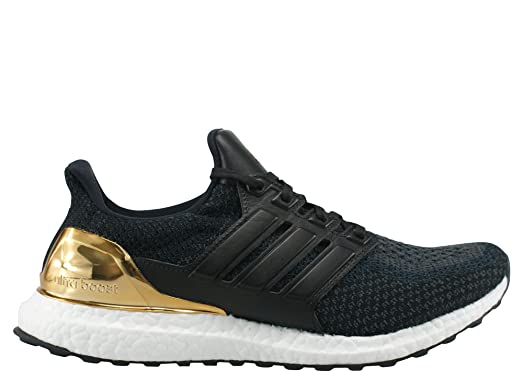 Adidas Ultra Boost LTD BB4078 (4.5, black gold)