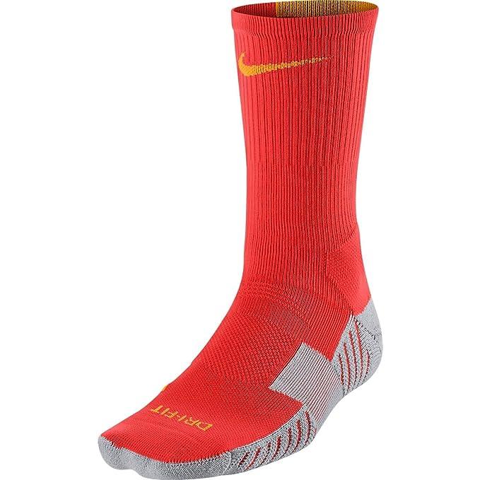 Nike Estadio de fútbol Crew Cut Calcetines Zapatos: Amazon.es: Ropa y accesorios