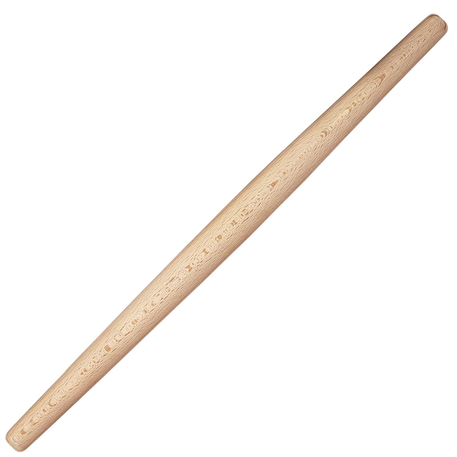 HIC Brands that Cook Rolling Pin Tapered 21-Inches