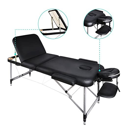 Naipo mobile Massageliege