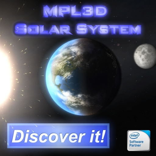 Amazon com: MPL3D Solar System (Touch) v1 5 [Download]: Software