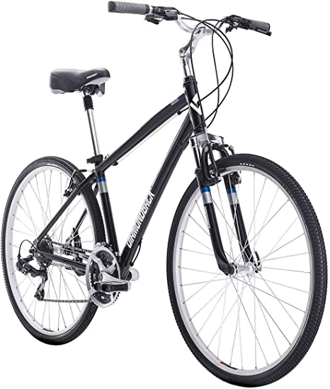 Diamondback maravista para Hombre Bicicleta híbrida, tamaño ...