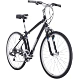 Diamondback Maravista Mens Hybrid Bike Medium Frame, Black