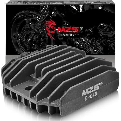 Groovy Amazon Com Mzs Voltage Regulator Rectifier For Kawasaki Ninja 250R Wiring 101 Cranwise Assnl