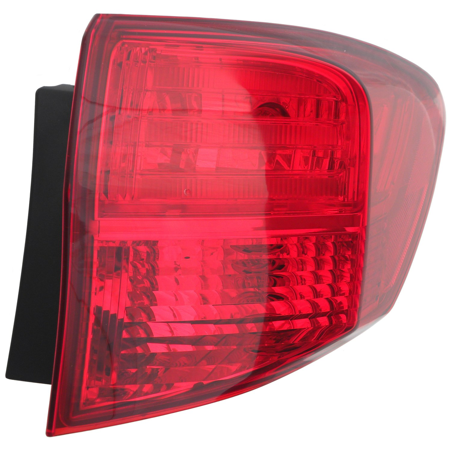 Multiple Manufactures AC2805102C Standard Tail Light Assembly No variation