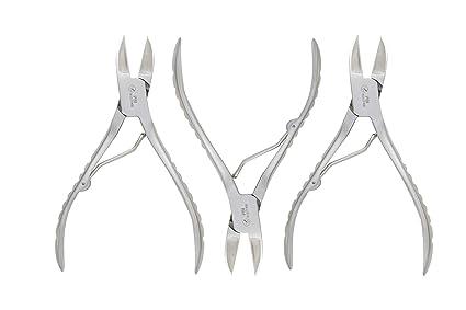 alicates para uñas profesionales - cortaúñas - alicates para uñas pedicura para manicura - alicates de