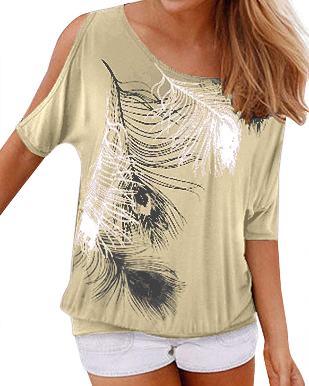 YOINS - Camisas - Manga Corta - para Mujer