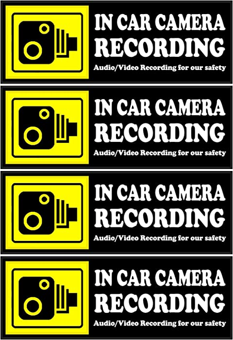 The Best Security Stickers Dash Cams