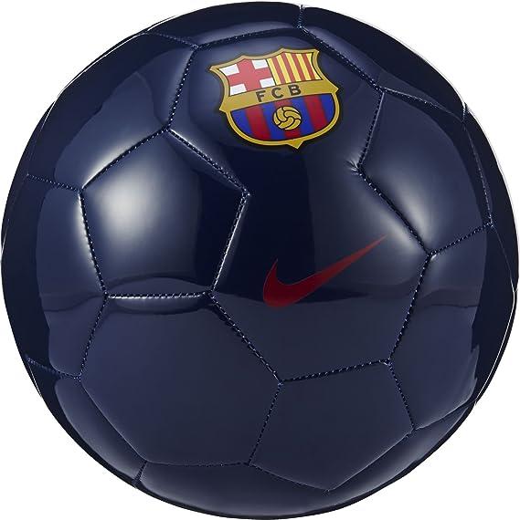 Nike SUPPORTERS Ball-FCB Balón, Unisex Adulto, Azul (Midnight ...
