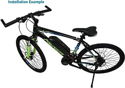 pswpower UE no Tax 36V 13 Ah Hairon Ebike bateria electrica Pack con 42V 2a Cargador Puede Trabajar en Motor de 500W (PXL-HL-36130): Amazon.es: Deportes y aire libre