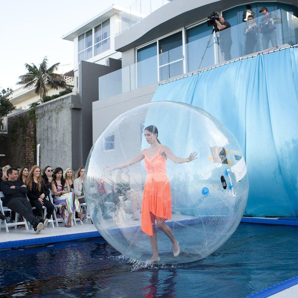 KINDAFY Dia 1 8M/71inch Kids Bubbdy Adult Water Walking Ball