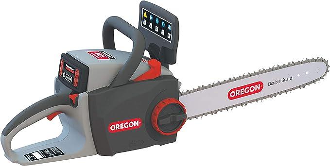 Oregon 573016 Espada 40 cm Peso 5,4 Kg Bateria 36 V 4Ah (incluida)