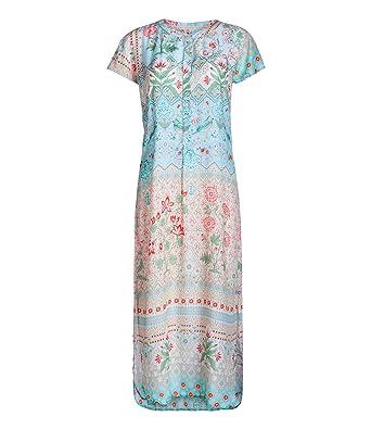 Pip Studio Dalia Langes Nachtkleid, Länge 130 cm Damen: Amazon.de ...