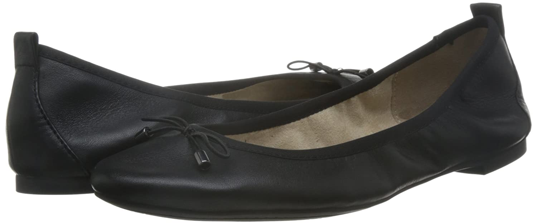 Fancy Jessica Simpson Jessica Simpson Damens's Nalan Ballet Flat schwarz schwarz Flat Soft Nappa d44efb