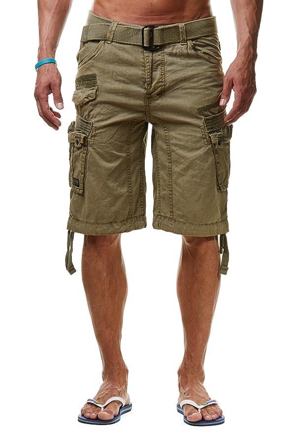 eb48786544d Shorts Geographical Norway Men s shorts men Sweatshorts Cargo shorts Bermuda  shorts  Amazon.co.uk  Clothing