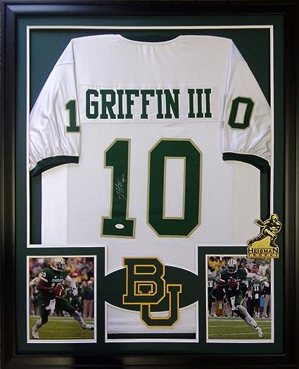 online store b0ff1 1986a Robert Griffin RG III Baylor Bears Autograph Signed Custom ...