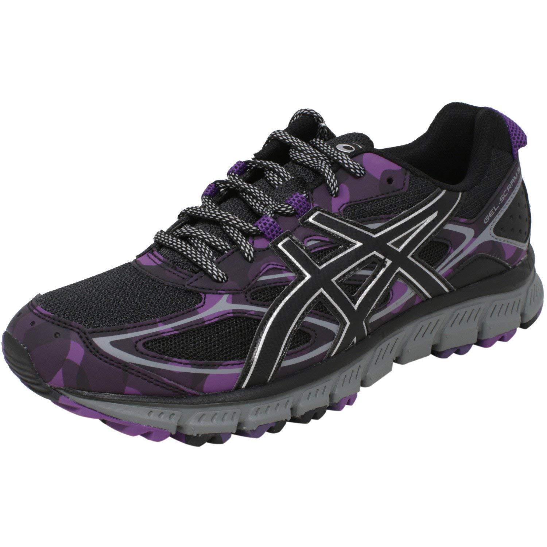 best website 30142 9b0ae ASICS Women's Gel-Scram 3 Trail Runner