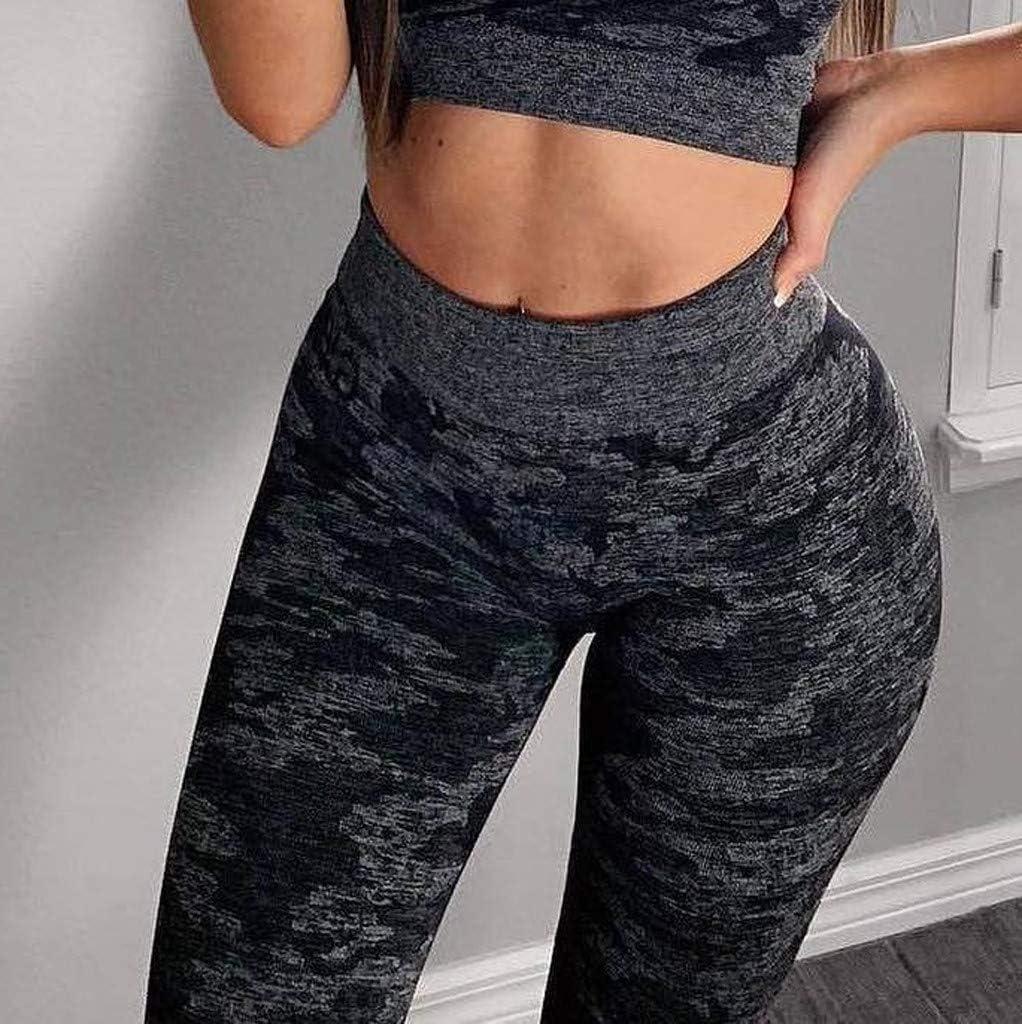 Ladies Seamless High Elasticity Tight Bottom-up Nine-Minute Pants Women Sports Running Leggings 2019 Hot!