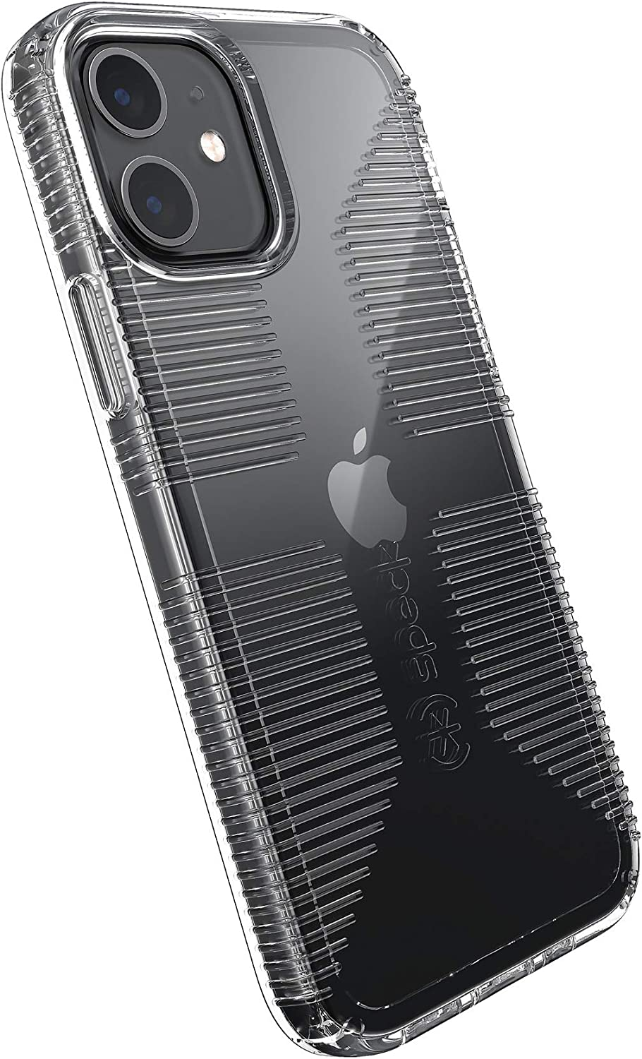 Speck Store GemShell Grip iPhone Clear Case for iPhone 12 and 12 Pro
