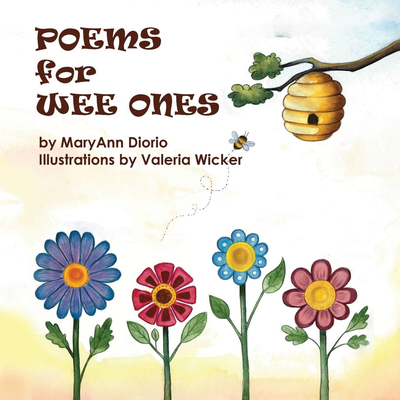 Poems For Wee Ones Maryann Diorio Valeria Wicker 9780930037512
