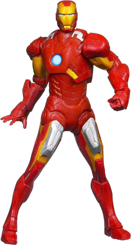 "Avengers Mighty Battlers REPULSOR BATTLING IRON MAN 6/"" Action Figure"