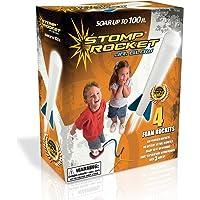 Stomp Rocket 365044 Junior Glow - Druckluftrakete
