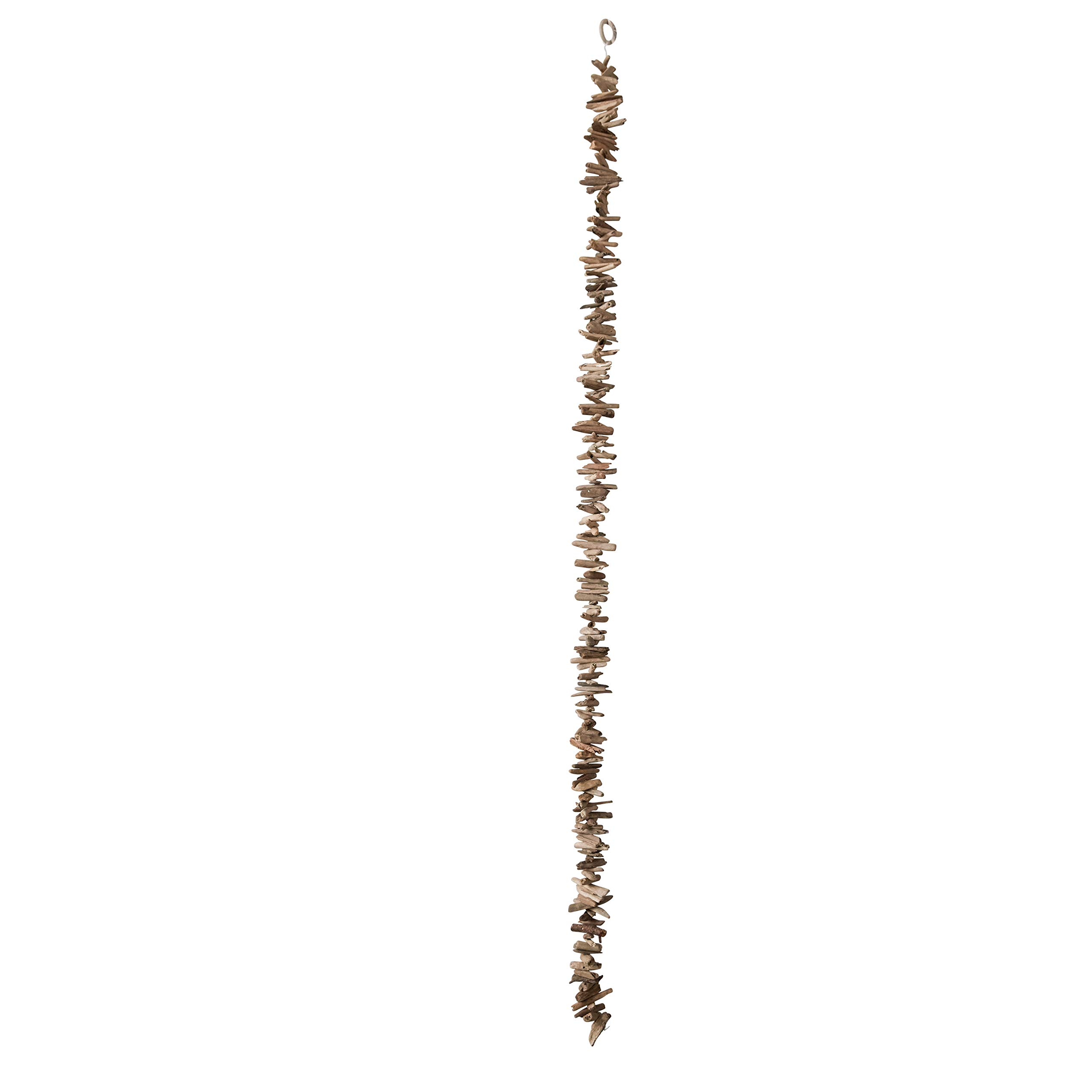 Creative Co-Op DA8706 70'' Natural Driftwood Garland
