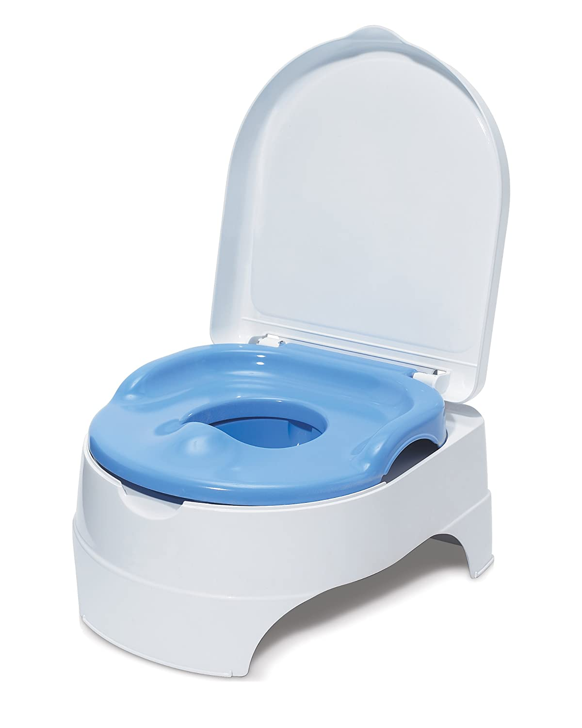 All-in-One Potty Seat and Step Stool - Blue Summer Infant Inc. 11010