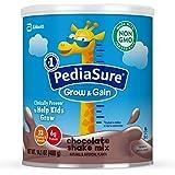 美国雅培小安素 Pediasure Grow & Gain儿童营养奶昔 巧克力味(400g/14.1 oz)3罐