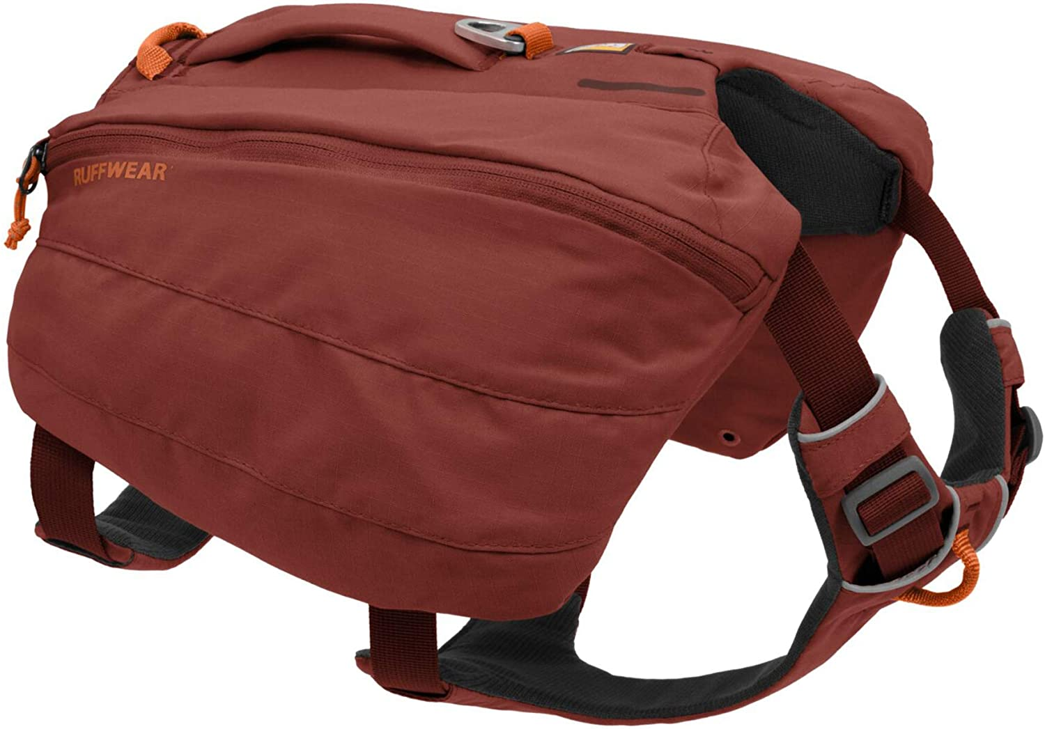 RUFFWEAR, Front Range Dog Day Pack, Backpack with Handle for Hikes & Day Trips