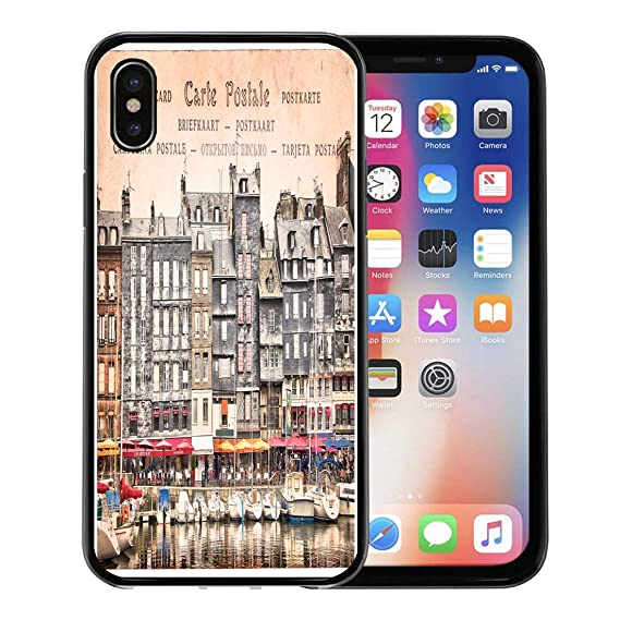 Amazon.com: Emvency Phone Case for Apple iPhone Xs case ...