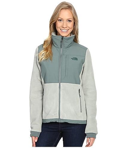 ba0851e074b6 Amazon.com  The North Face Denali 2 Jacket Womens Wrought Iron Balsam Green  Large  Sports   Outdoors