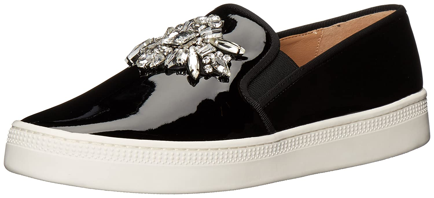 Badgley Mischka Women's Barre Sneaker B0743VN7DC 9 B(M) US|Black