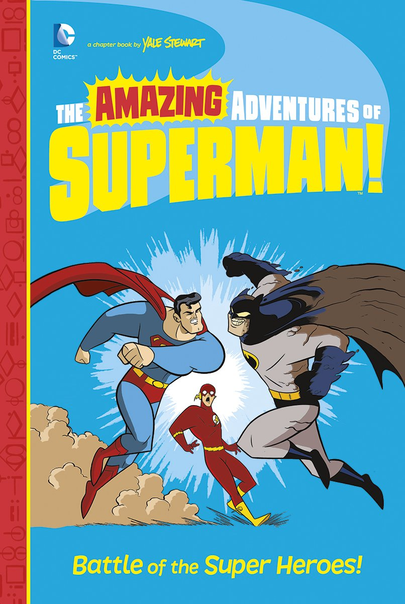 Download Battle of the Super Heroes! (The Amazing Adventures of Superman!) pdf epub
