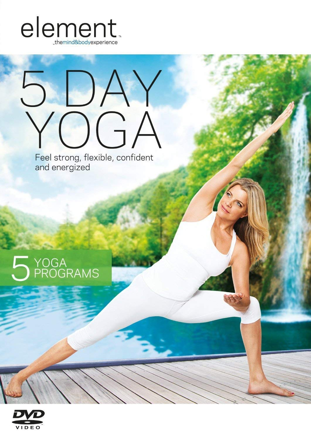 Element: 5 Day Yoga [DVD] by Ashley Turner: Amazon.es ...