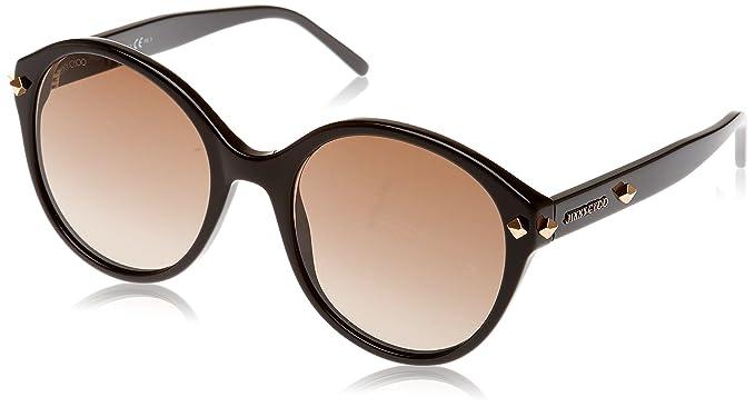Jimmy Choo More/S J6 807 55, Gafas de Sol para Mujer, Negro ...