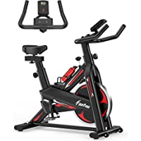 FaaFuu Exercise Bike - Indoor Cycling Bike for Home Gym with Comfortable Seat… photo