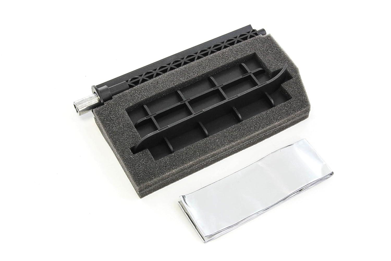 Heater Blend Tür Repair Kit Repair Easy neu Replacement für Compatible mit Ford (F-150 F150 1997-2003, F-250 F250 1997-1998, Expedition 1997-2002, Navigator 1997-2007)