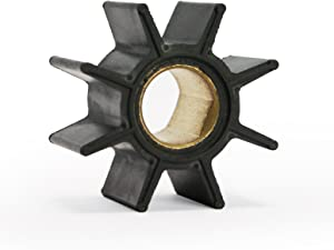 Wingogo Water Pump Impeller 19210-881-A02 19210-881-A01 19210-881-003 for Honda Outboard 5HP 7.5HP 8HP 10HP Boat Motor Engine Parts Replacement Sierra 18-3245
